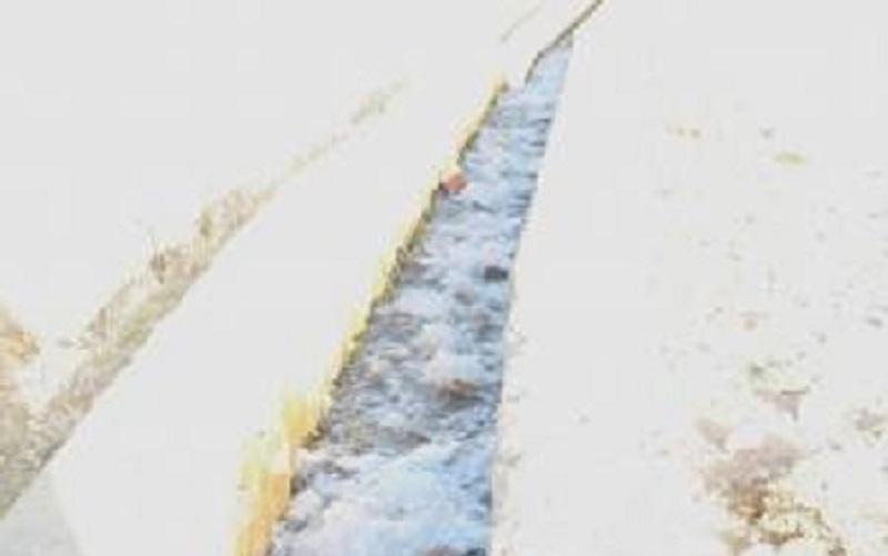 انتقال آب کشاورزی برای جلوگیری از خودسوزی تالاب خانمیرزا لردگان