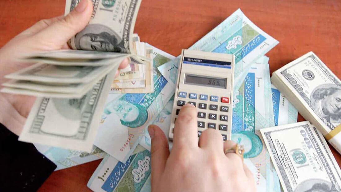 چانه زدن ارز دلار