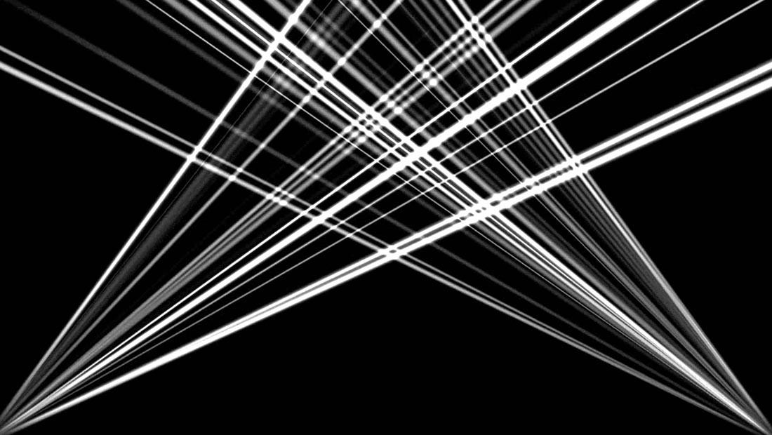 لیزر سفید فناوری گیمرها آینده