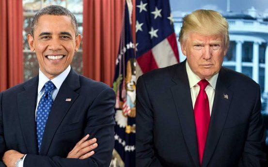 اوباما بهتر بود یا ترامپ؟ نمودارها قضاوت میکنند