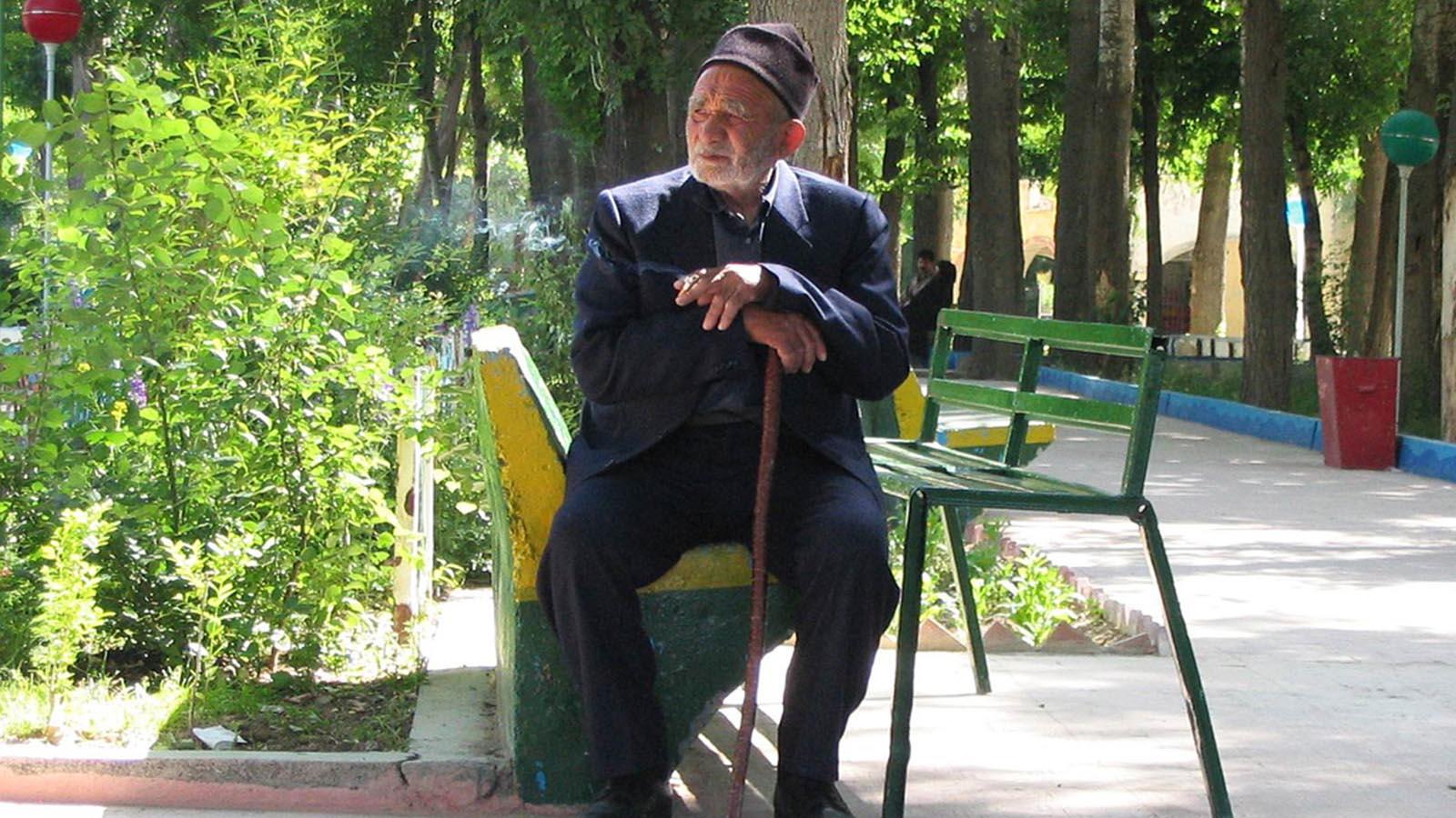 صدای پیر شدن جمعیت ایران را بشنویم!