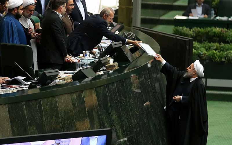 مجلس شورای اسلامی بودجه 97 را تصویب کرد