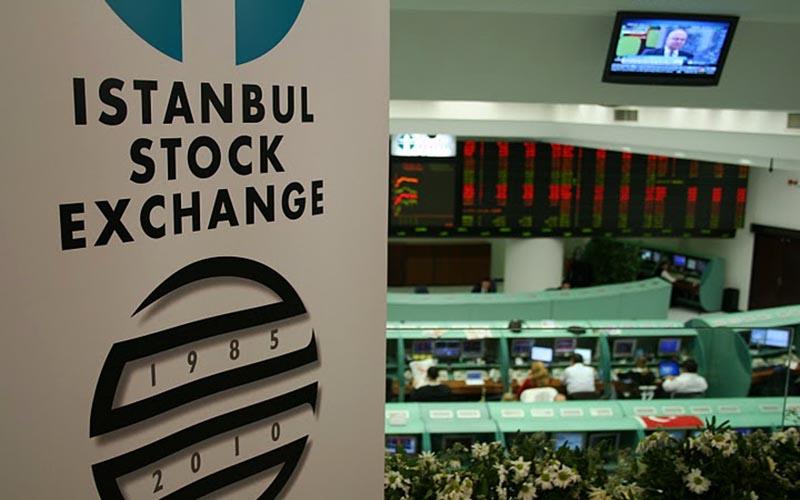 ثبت رکورد جدید شاخص بورس استانبول