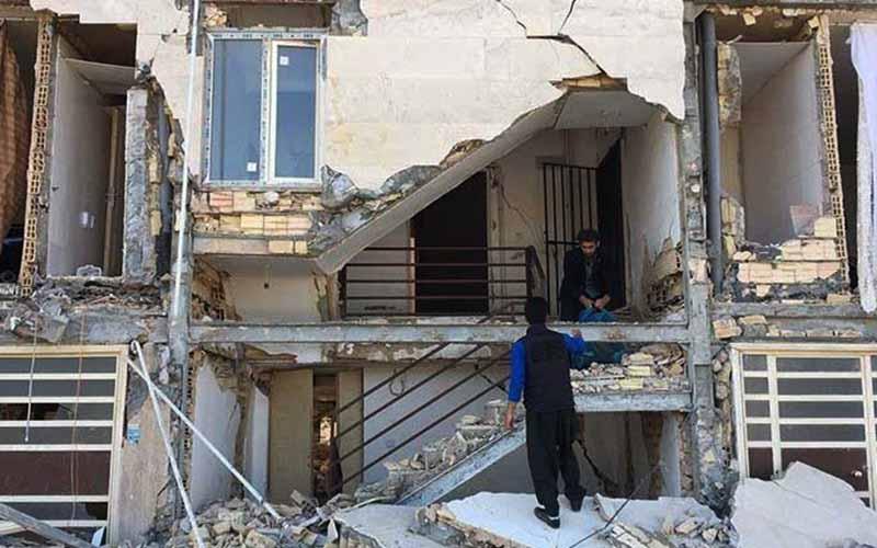 درصد ناچیز بیمه زلزله در ساختمانهای کشور