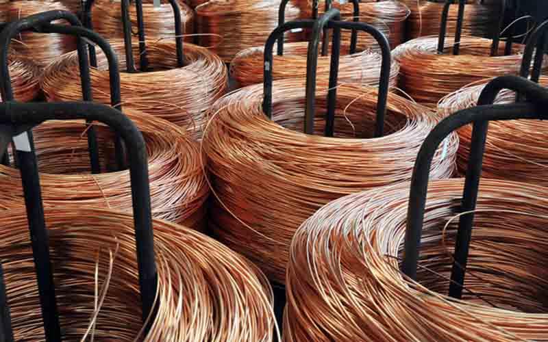 تولید مس کاتد از مرز ۱۰۵ هزار تن گذشت