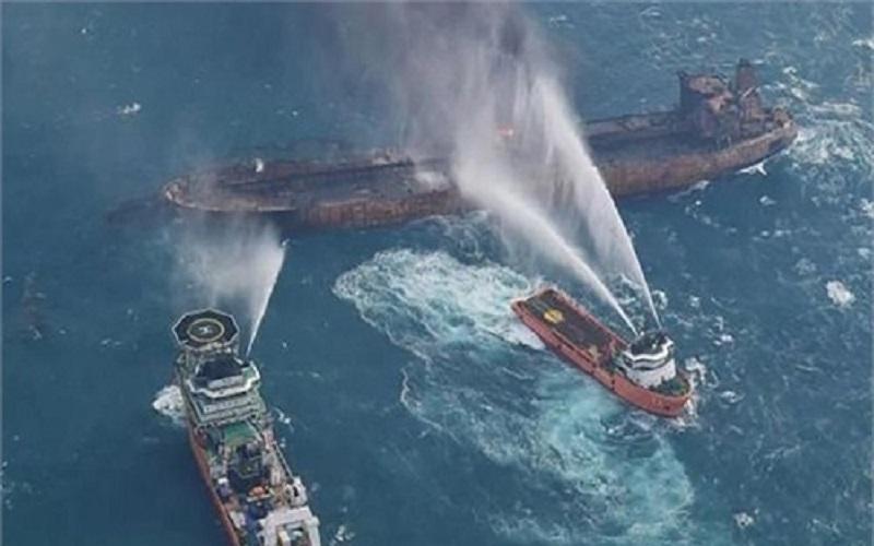تعلل دولت چین در ممنوعیت ماهیگیری در محل سانچی