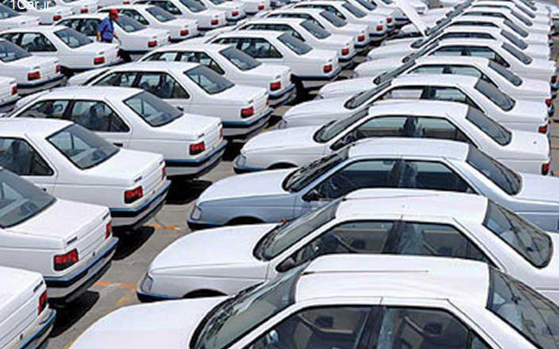 کف بازار / افزایش قیمت خودروی داخلی بیش از ۲۰۰ هزار تومان در بهمن ۹۶