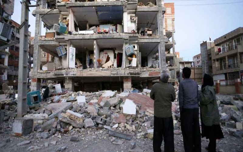 ثبت بیش از ۲۲۰۰ زمینلرزه دیماه امسال در کشور