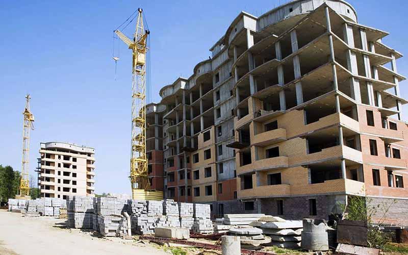 حباب کمیاب شدن مصالح ساختمانی در پی گرانی