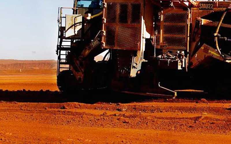 سنگ آهن در بازار چین صعودی شد