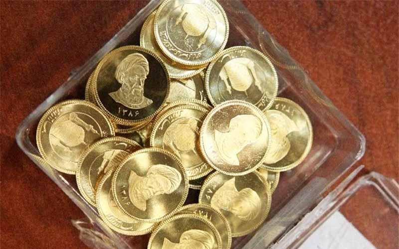 قیمت سکه در اولین معامله امروز سهشنبه ۳۰ مرداد
