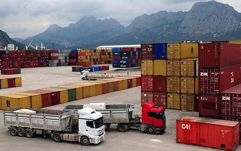 افت صادرات به ۱۰ بازار عمده