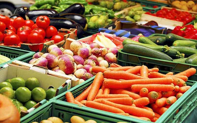 کاهش 4 درصدی صادرات محصولات کشاورزی