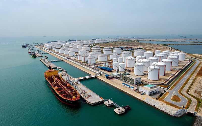 نزول دو پلهای جایگاه ایران در میان کشورهای صادرکننده نفت به هند