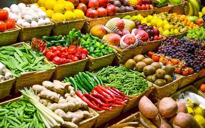 تغییرات ۳ ماهه قیمت محصولات کشاورزی
