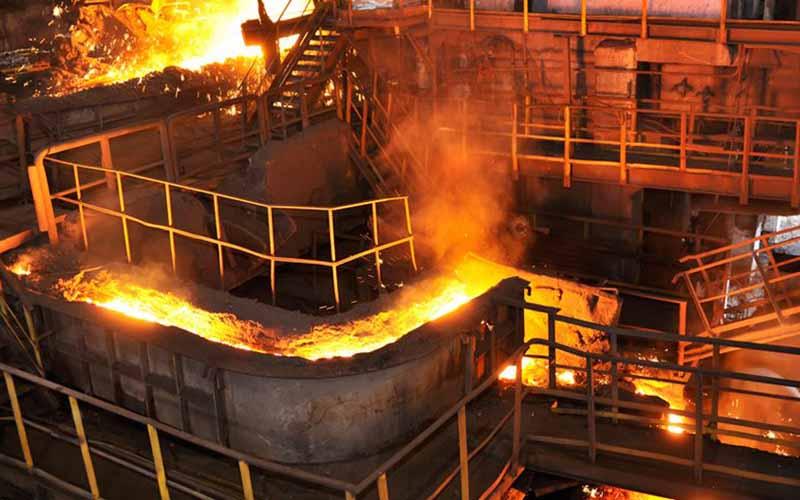 کاهش تولید فولاد و زغالسنگ در چین