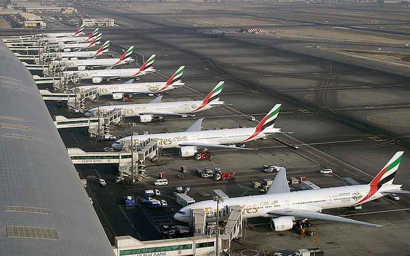 افزایش ۵٫۸ درصدی ترافیک هوایی در فرودگاه دوبی