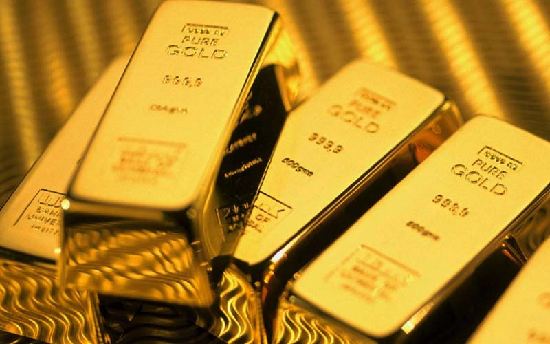 طلای جهانی از صعود بازماند