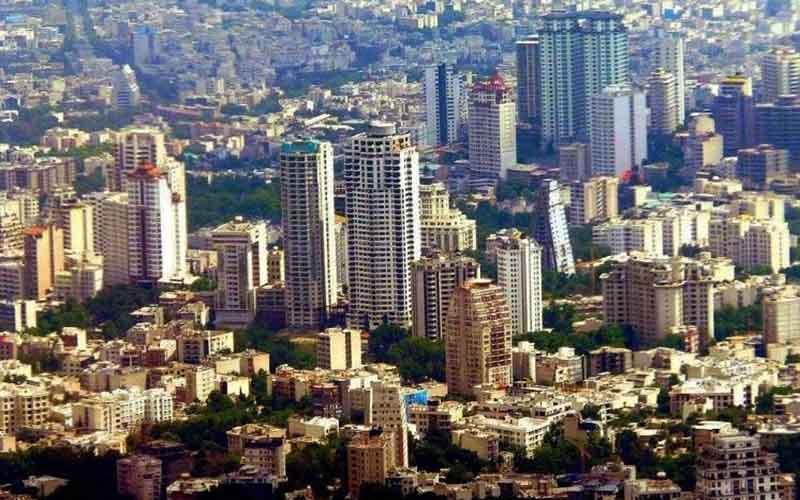 قیمت مسکن در تهران ۳۷ درصد افزایش یافت