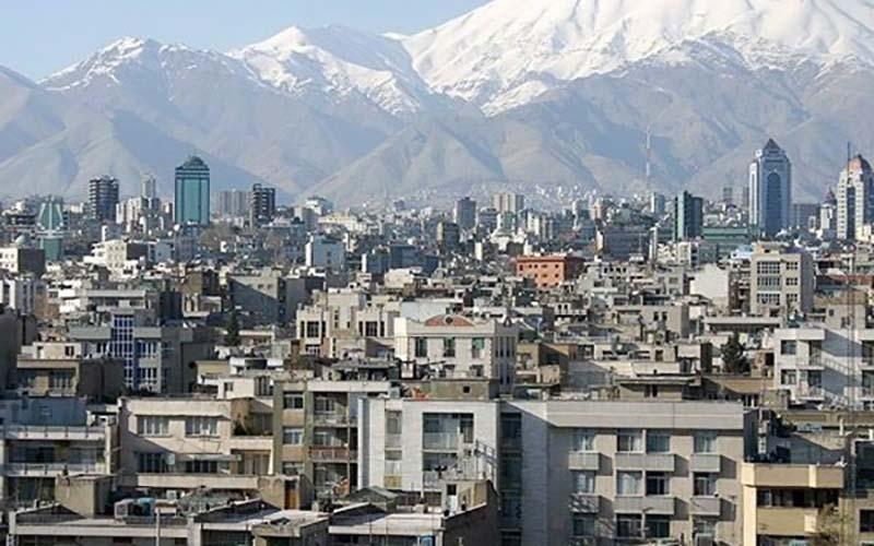 کف بازار / قیمت آپارتمان منطقه ۱۲ در قلب پایتخت در بهمن ۹۶