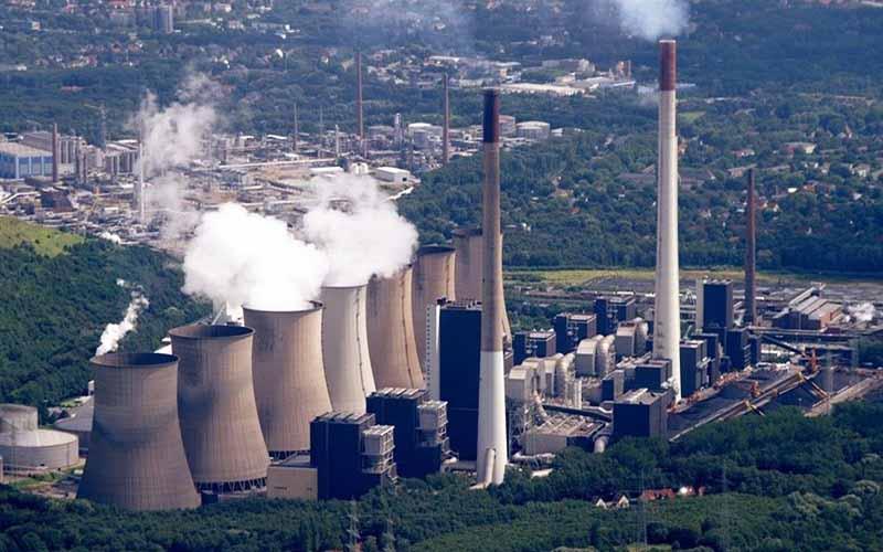 رشد 7 درصدی مصرف سوخت گاز نیروگاهها