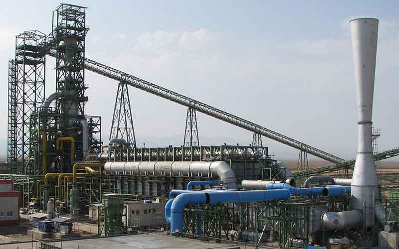 ایران، بزرگترین تولیدکننده آهن اسفنجی