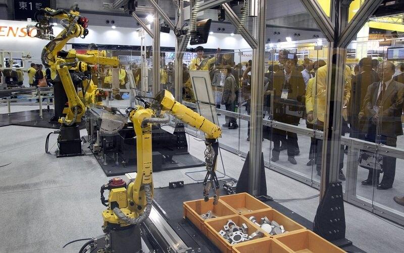 بزرگترین صادرکنندگان ربات در جهان را بشناسید