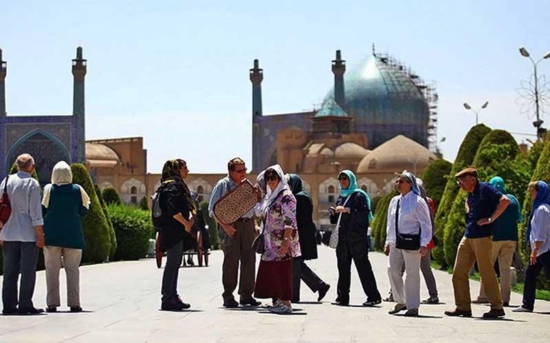 سهم گردشگری در اقتصاد ایران ۷.۵ درصد است