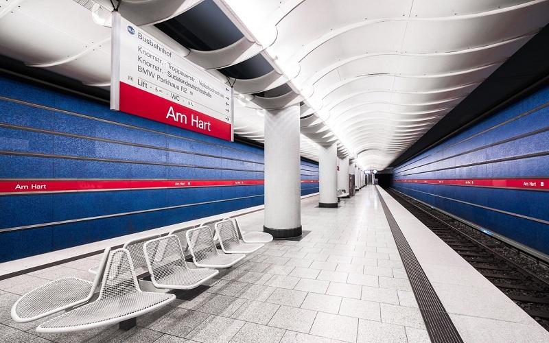 انفجار در بیرون ایستگاه متروی استکهلم
