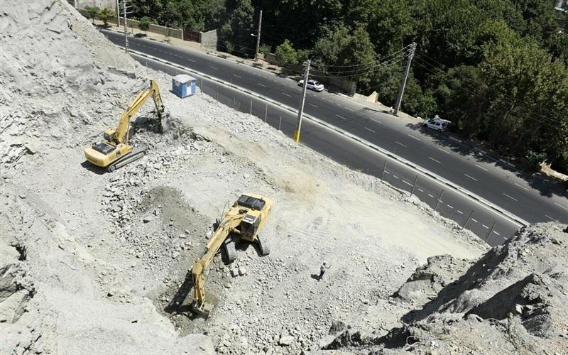 آزادراه همت کرج به جاده چالوس وصل میشود