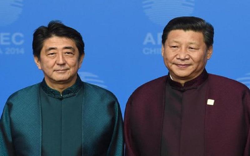 امید ژاپن برای ارتقای مناسبات با چین