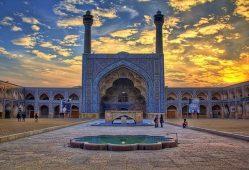 مسجد جامع اصفهان+تجارت نیوز