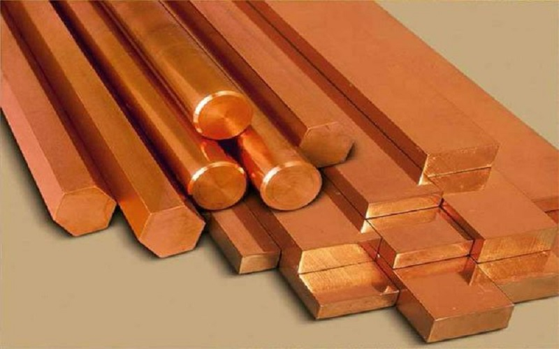 قیمت مس در بورس فلزات لندن افزایش یافت