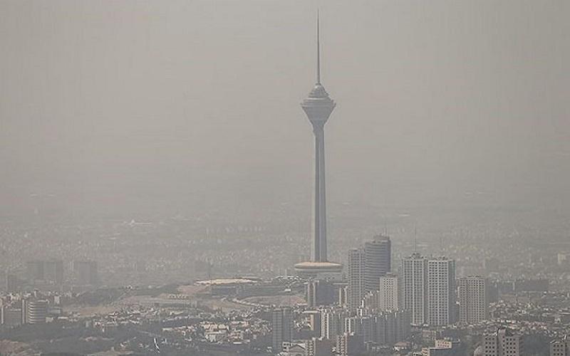 وقتی توپ دلایل آلودگی هوا در زمینهای مختلف میافتد