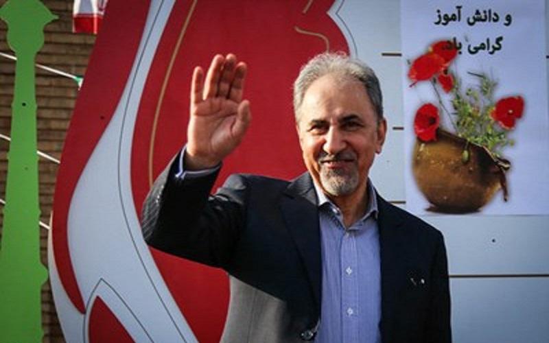 شهردار تهران از مردم و نیروهای شهرداری تشکر کرد
