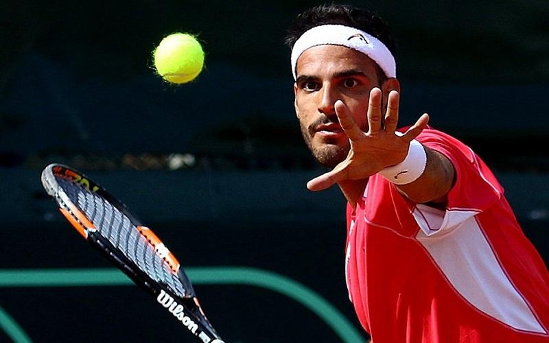 حذف خالدان از تنیس فیوچرز ترکیه
