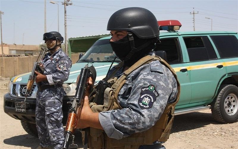 خنثیسازی حمله تروریستی به بغداد