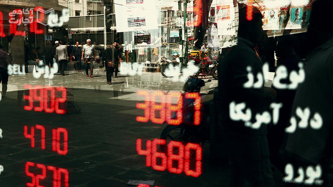 مقایسه وضعیت بورس با وضعیت اقتصادی کشور شاخص کل دماسنج اقتصاد