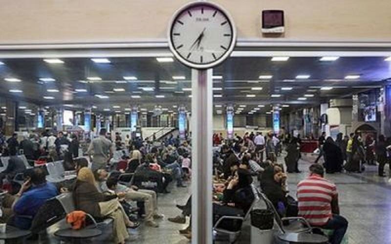 آخرین وضعیت فرودگاههای تهران