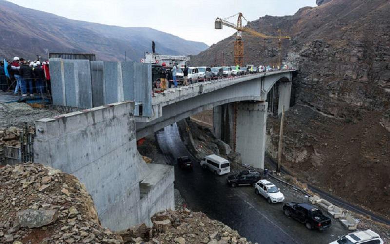 آزادراه تهران–شمال، تابستان امسال هم به بهرهبرداری نمیرسد