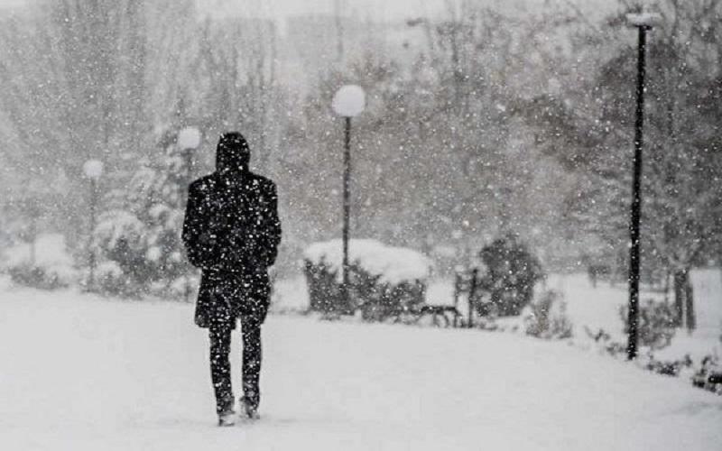 کشور از آخر هفته برفی و بارانی میشود
