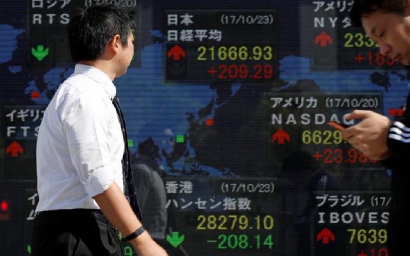بورس آسیا عقبنشینی کرد