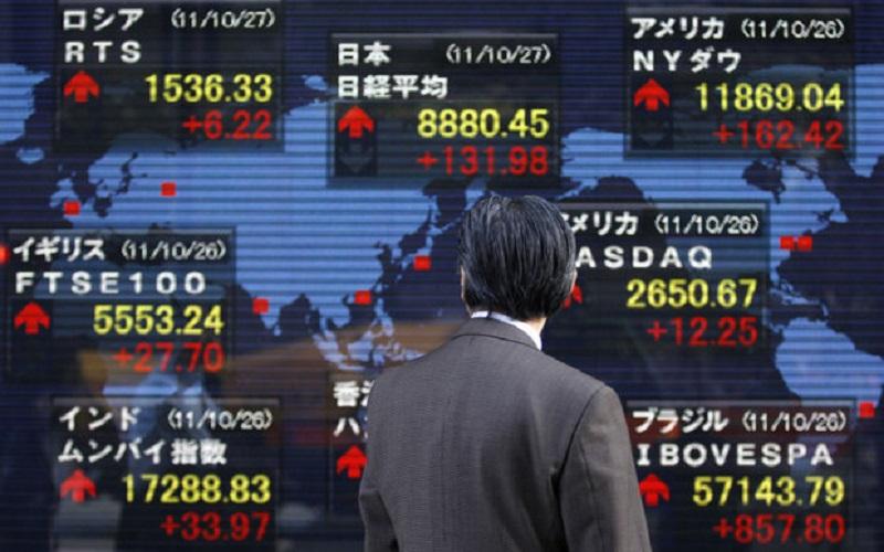 سهام آسیایی رکورد ۱۰ ساله زد