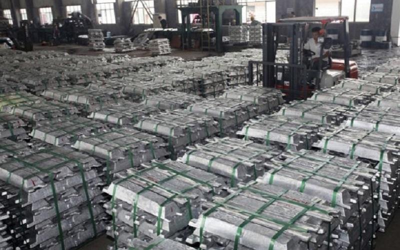کاهش قیمت آلومینیوم در بورس کالا