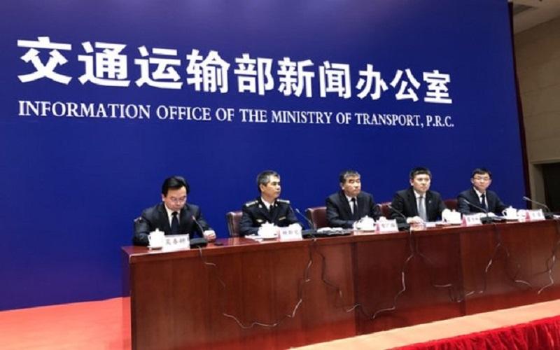 وزارت راه چین به ابهامات درباره حادثه سانچی پاسخ داد