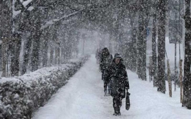 یک کشته و ۱۳۸ مصدوم میراث برف و سرما در تهران