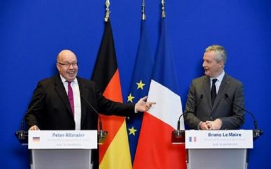 آلمان و فرانسه بیت کوین را قانونمند می کنند