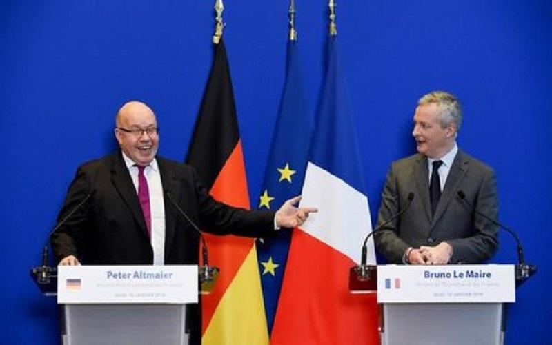 آلمان و فرانسه+تجارت نیوز