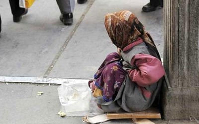 تکدیگری در تهران زنانه شد