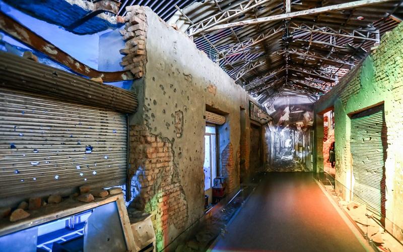 بازدید رایگان از موزه انقلاب اسلامی و دفاع مقدس در ایام دهه فجر